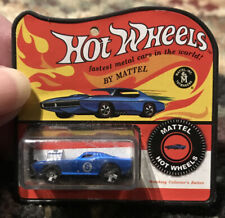 Miniature Mattel Hot wheels cars