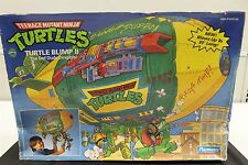 Hasbro Teenage Mutant Ninja Turtles TMNT 1991 Turtle Blimp 100% Complete