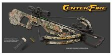 Centerfire Outfitter Crossbow Package with 3x Multi Reticle Scope Parker