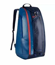 Nike Court Tech 1 Racquet Tennis Bag Midnight Navy Blue Crimson ( BA4866-410 )