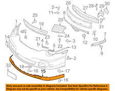 PORSCHE OEM 11-13 911-Spoiler Kit-Front Spoiler 9975055571501C