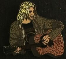 Kurt Cobain- Nirvana Unplugged Pin Limited Edition Sold Out