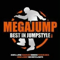 MEGAJUMP-BEST IN JUMPSTYLE VOL.1 SAMPLER 2 CD NEW+