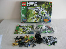 Lego 44014 Hero Factory Jet Rocka Boxed Set Never Built