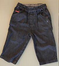 Pantalon Jean Bleu 12 mois CYRILLUS Excellent état