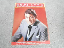 #31 EPI-LOG television magazine ( UNREAD - NO LABEL) BAT MASTERSON