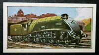 Gresley A4 Pacific   Ex LNER Steam Locomotive   Illustrated Card