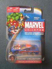 Nick Fury--1967 Chevrolet Corvette--Marvel Universe Diecast Car--2011 Maisto