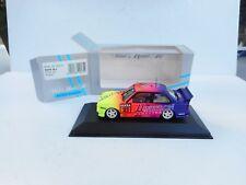 Minichamps BMW M3 DTM '92 #21 Nissen In yellow/Purple  Diecast  1:43  NEU OVP