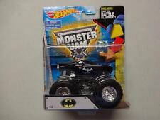2015 Hot Wheels Monster Jam Truck Batman #32 with Battle Slammer
