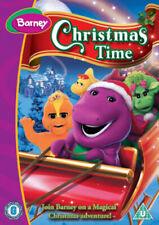Barney: Barney's Christmas Time DVD (2008) Barney cert Uc FREE Shipping, Save £s