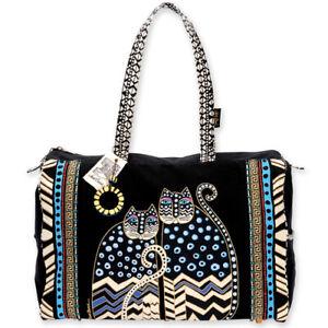 Laurel Burch - Polka Dot Gatos- Travel Size Bag LB4311 Free Shipping
