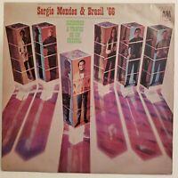 Sérgio Mendes & Brasil '66 (A & M HDA 371-36) 1969 Vinyl LP Jazz Spain *IMPORT*