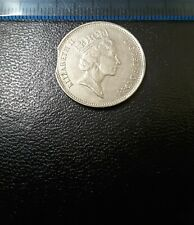 More details for rare error 5p. large type. 1988. uk.
