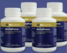 BioCeuticals ArmaForce 120 Tablets Immune Support Common Cold Relief Vegan X4