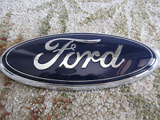Ford Super Duty 2005,2006,2007 Blue Oval TAIGATE / Grille Emblem Factory OEM