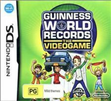 Guinness World Records Nintendo DS Game USED