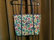 NWOT Vera Bradley Small Trimmed Tote Bag, this is a 2017 pattern