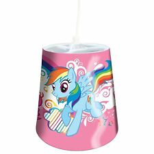 My Little Pony pointu Lumière Plafond Abat-jour neuf