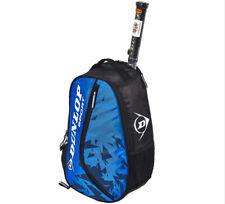 Dunlop Tour Tennis Backpack Rucksack Bag Causal Blue Racquet Racket Nwt 817206