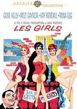 PRE ORDER: LES GIRLS (Gene Kelly)   (DVD) UK compatible sealed