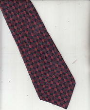 Lanvin-Authentic-100% Silk Tie-Made In France-La35- Men's Tie