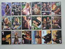 Xena  Season 2    Full Set  72 Base Set   Trading Cards