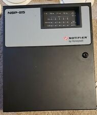 Notifier Nsp 25 Fire Alarm Control Panel