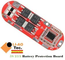 5S 25A 21V Li-ion Lithium 18650 Charging BMS PCM Battery Protection Board
