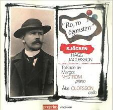 cd B4 MARGOT NYSTROM piano AKE OLOFSSON cello RO RO OGONSTEN Proprius musik