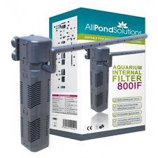 All Pond Solutions 800IF Aquarium Internal Filter 800 Litre/ Hour