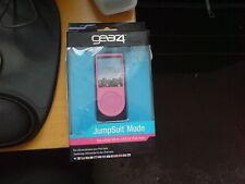 Gear 4 Mono Modo Funda de silicona rosa ipod nano-Nueva - (a04)