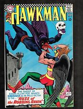 Hawkman #17 ~ Ruse of the Robbing Raven ~ 1967 (8.0) WH