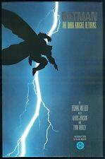 Batman Dark Knight Returns Rare Hardcover HC HB Frank Miller Janson art Joker 1