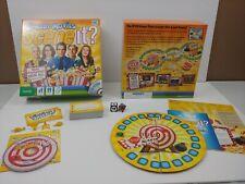 Scene it? Comedy Movies Deluxe Family Trivia DVD Board Game 100% COMPLETE!