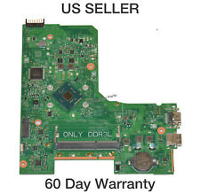 Dell Inspiron 14 3452 Laptop Motherboard w/ Intel Celeron N3060 1.6Ghz Cpu Pw4Mn