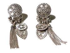 Boucles d/'oreilles Pendantes à Clips Longueur 8 cm Neuves