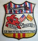 US INVADES CAMBODIA - US NAVY ADVISOR 1970 - Patch - RPG 59 - Vietnam War - 0330