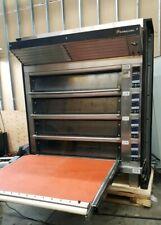 Bongard M3 Soleo Modular 4 Deck Bakery Bread Pastry Pizza Oven
