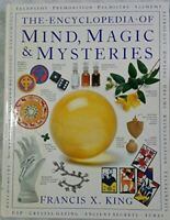 Very Good, The ENCYCLOPEDIA OF MIND, MAGIC & MYSTERIES., King, Francis X., Paper