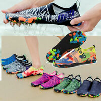 Unisex Barefoot Water Skin Shoes Aqua Socks Beach Swim Surf Yoga Exercise Top