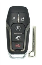 Ford DS7T-15K601-CM OEM 5 Button Key Fob
