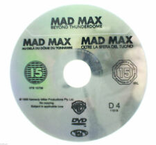 Mad Max 3 - Beyond Thunderdome DVD R2 PAL Mel Gibson Post Apocalypse - DISC ONLY