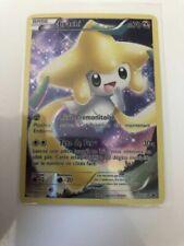 Cartes Pokémon rares à l'unité, full art XY