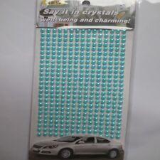 Adesivo ADESIVI PERLA piatto 375 x 5 mm carte fatte a mano inviti di nozze RS119