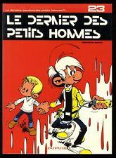 PETITS HOMMES  T.23  LE DERNIER DES PETITS HOMMES   SERON      DUPUIS  EO