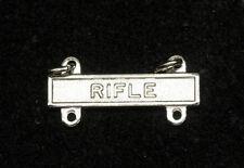 RIFLE QUALIFICATION BAR BADGE RIFLE OB012 Expert Sharpshooter Marksman US ARMY