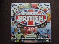 DRUMMOND PARK FAMILY / PARTY BOARD GAME BEST OF BRITISH COMPLETE VGC FREE UKPOST