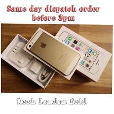 Pristine Apple iPhone 5s - 16GB-Oro (Sbloccato) A1457 (GSM)