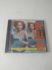 Run Lola Run Cd Original Motion Picture Soundtrack